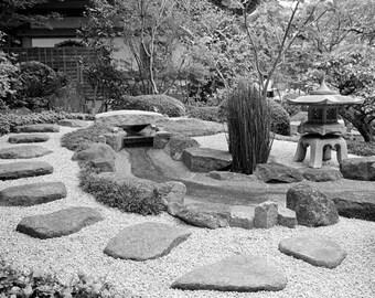 Garden Walk at Hase-dera Temple, Kamakura