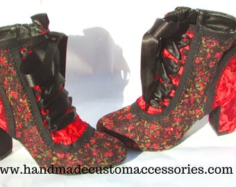 Design your own custom boots/ party/ wedding boots