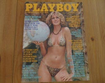 Playboy Magazine May 1981