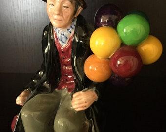 Royal Doulton Balloon Man
