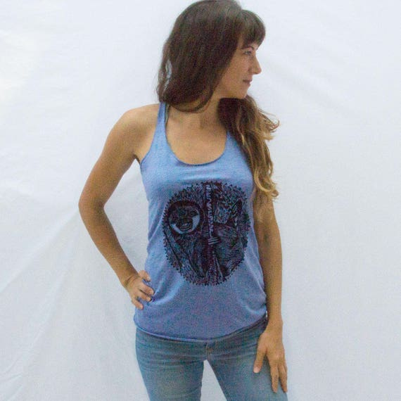 Smiling Sloth Tank Top