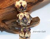 Lampwork  Art Jewelry by Jeanniesbeads #3066