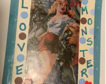 Love Monster Valentine