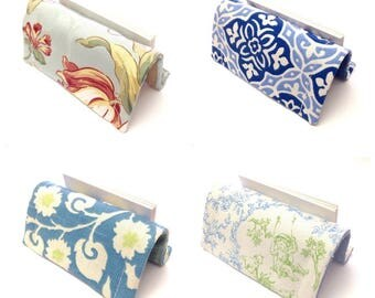 Business Card Holder or Card Stand Reversible Choose Yours
