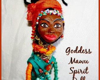 Mawu Spirit Doll