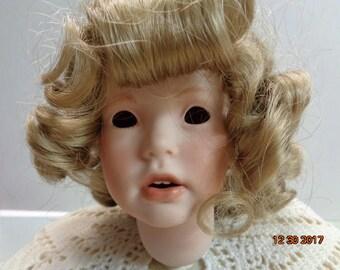 Doll Wig     Shirley