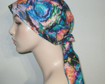 Pretied Fitted Scarf