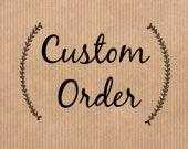 Custom Order for R Bruce