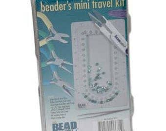 Beadsmith Beader's Mini Travel Kit KIT01