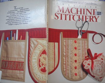 Machine Stitchery - CLEARANCE