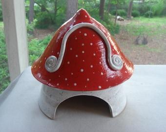 Garden Toad House,  Garden Fairy House,  Garden Decoration