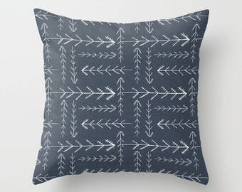 Arrows Pillow cover Tribal Pillow Cover Decorative Pillow Cover RV Pillow Hunting Pillow