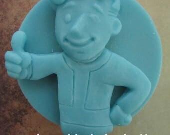 Fallout inspired Vault Tec Survivor Soap