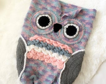 Owl Baby Cocoon 0-3 months
