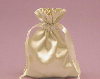 memorial day sale 12 Pack  3 X4  inch Satin Drawstring Bags Inch Size Great For Gifts, Favors, Sachets, Weddings