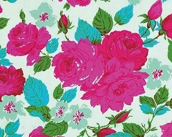 ON SALE Jennifer Paganelli OCJP005 Eloise Sky Laminate Fabric By Yd