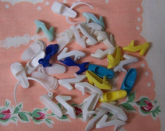 barbie doll shoe assortment