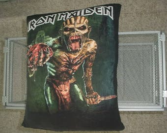 Iron Maiden Pillow 14 x 18 inch