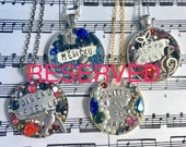 custom opera collection pendant reserved