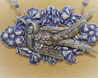 Garden Collection Blue Bird