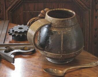 Armored Jasper Mug