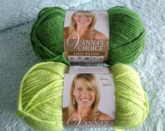 Vanna's Choice Yarn Vanna White