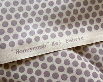 Kei Honeycomb in Grey and white by Yuwa of Japan