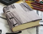 Journal, Sketchbook, Grass, Nature Notebook, Crafted, Medieval Binding Style
