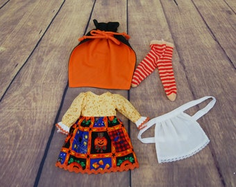"Ann Estelle outfit for 10"" doll by Mary Engelbreit"