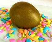 Golden Egg Soap - Easter Soap - Hard Boiled Egg - Easter Egg - Spring - Easter - Gold Egg - Egg Soap - Soap for Kids