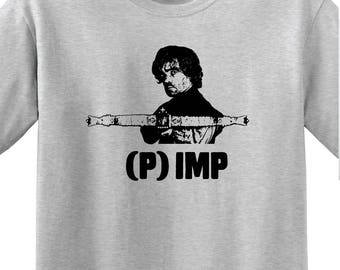 Game of Thrones - Tyrion Lannister (P) IMP - Unisex T-shirt - Tyrion Lannister