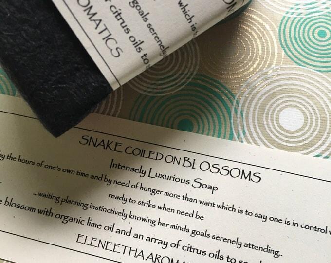 Snake Coiled Blossom