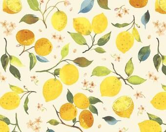 Limonella by Brenda Walton for Blend Fabrics