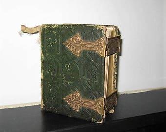 Civil War Picture Album, 1800's Picture Album, Antique Photo Album, Tin Type Photos, Antique Photos, Antique Photo Album, Civil War Photos