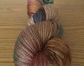 Uk, REMBRANDT, merino silk lace, handyed yarn, indie dyed yarn, wool,