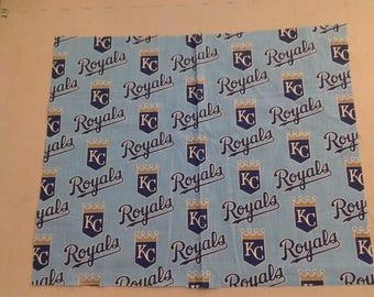 Kansas City Royals Fabric 248388