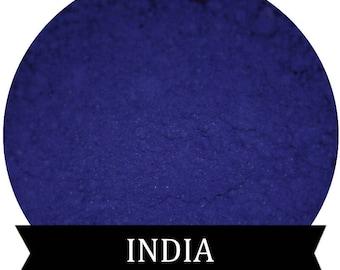 Matte Indigo Mineral Eyeshadow INDIA