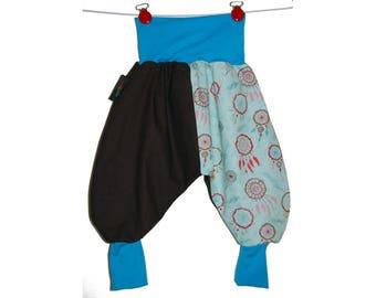 Harem pants 3-24 months baby dream catcher