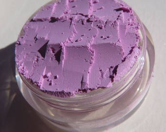 Dark Pastel Purple Mineral Eyeshadow   Loose Powder   Cruelty-Free   Vegan   Mineral Makeup Eye Shadow - Master Class