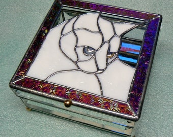 The Great White Stained Glass Box