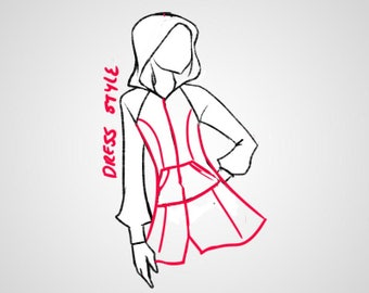 CUSTOMIZATION - Make it a dress