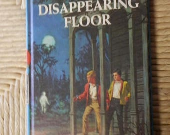The Hardy boys #19 the dissappearing floor 1964 edition