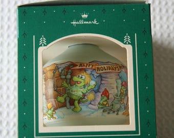 Hallmark 1985 Fraggle Rock Ornament in Original Box