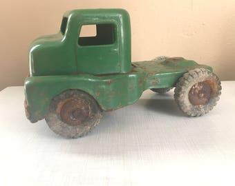 Vintage Structo Truck