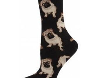 Women's Pug Socks