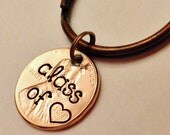 2018 Graduation Gifts for Her, Class of 2018, Good Luck Graduate, Penny Keychain, College High School Graduation Grad Gifts, Lucky Penny