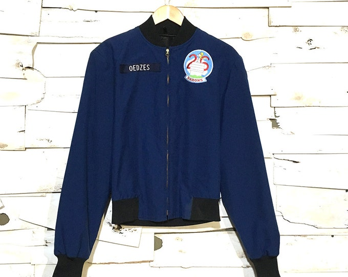 Vintage Barons Light Weight Jacket - Small