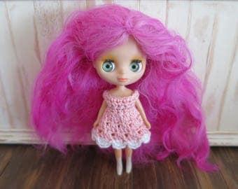 Custom Alpaca Petite Blythe Doll