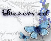 RESERVED - Custom Collection of Crystal Tumblestones