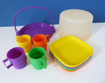 Tupperware tea set childrens